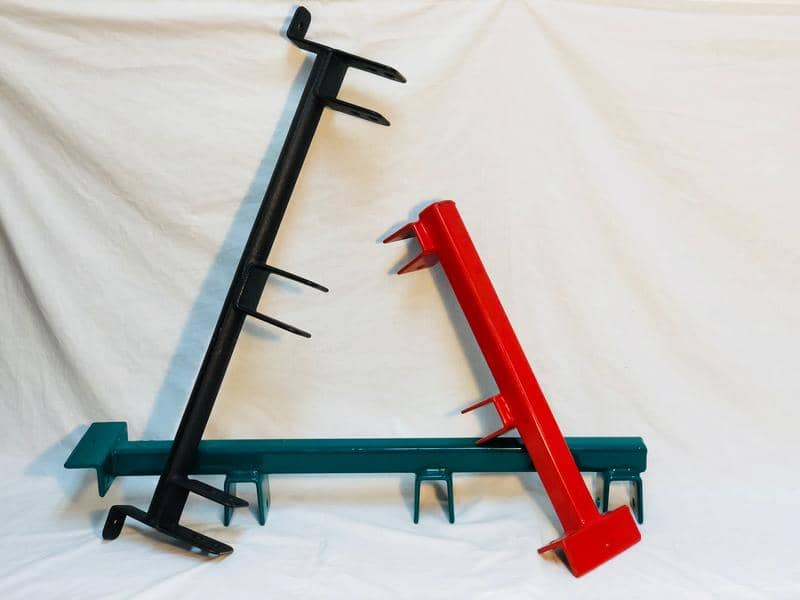 Large Metal Supports